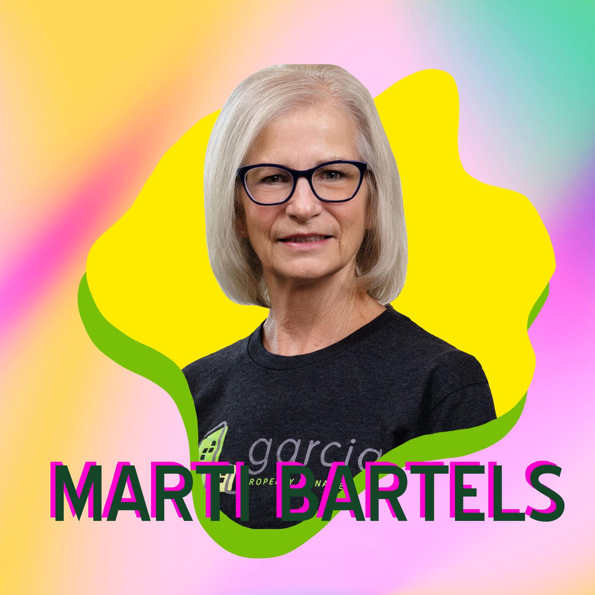 Marti's Headshot