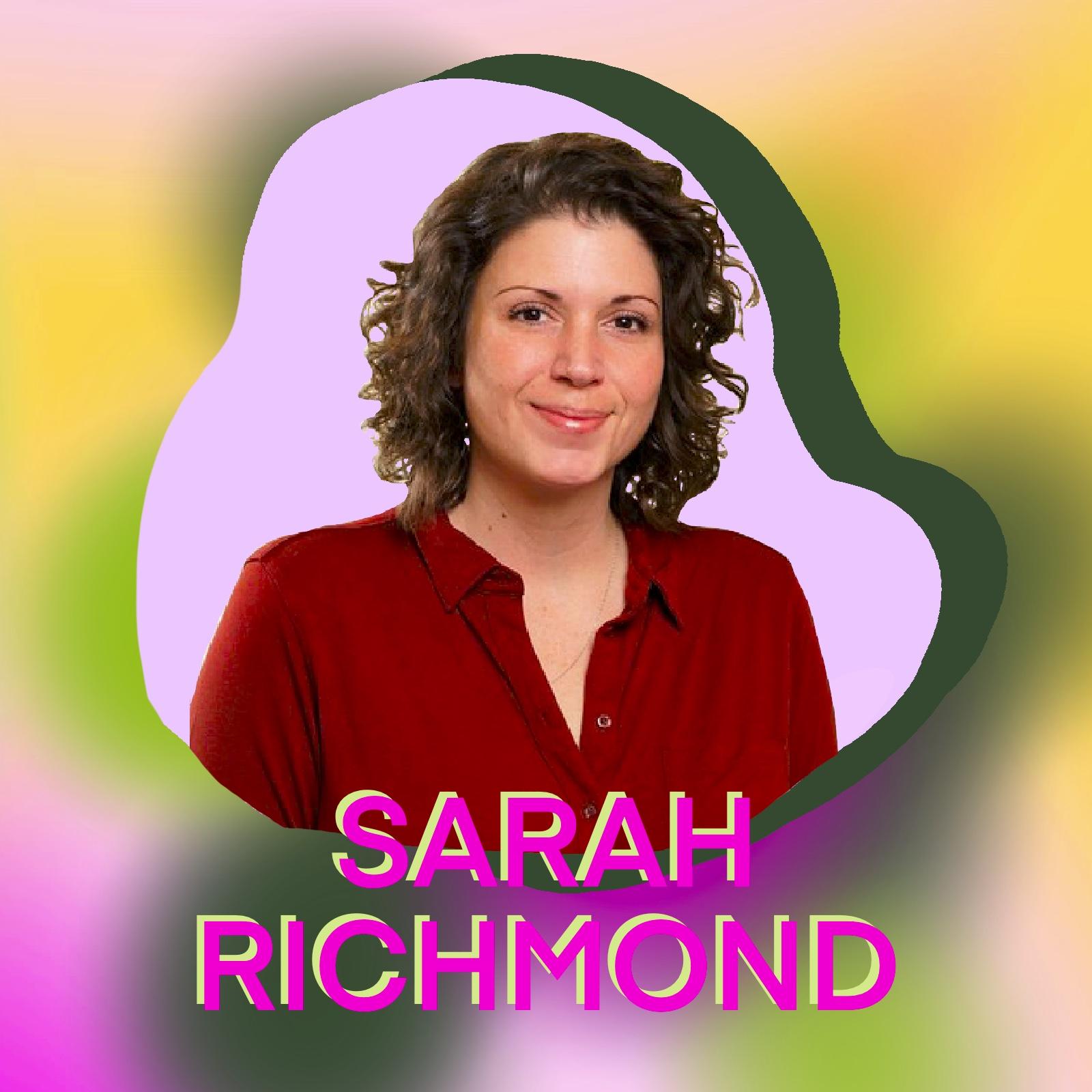 Sarah's Headshot