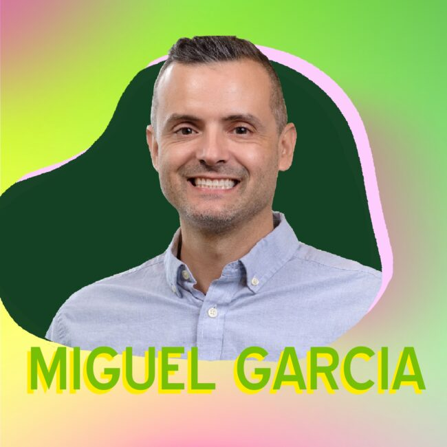 Miguel's Headshot