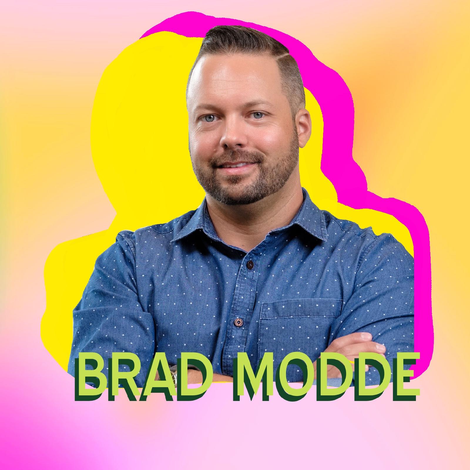 Brad's Headshot