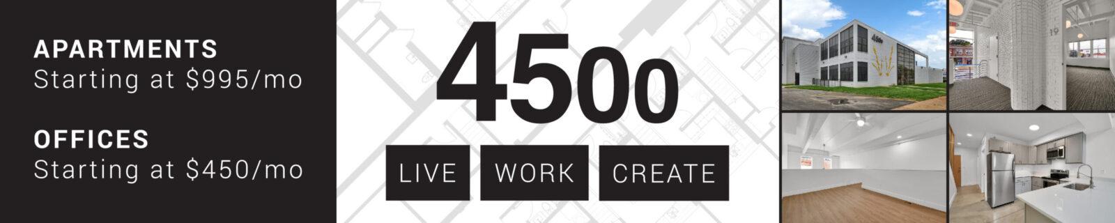 4500 Banner